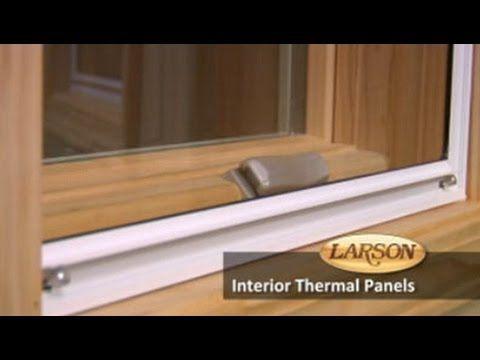 LARSON Insider™ Storm Windows