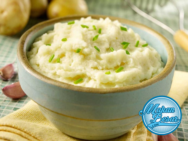 Cara Membuat Mashed Potato Diet Resep Masakan Masakan Resep