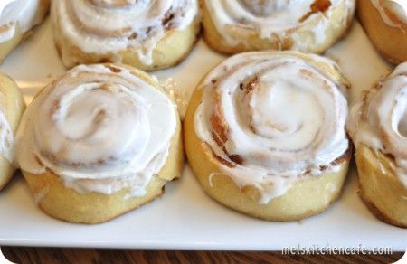 Buttermilk Cinnamon Rolls Mel S Kitchen Cafe Recipe Cinnamon Rolls Filling Recipes Overnight Cinnamon Rolls