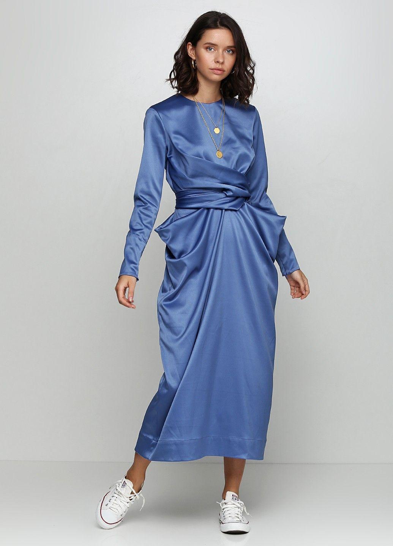 Платье Gingier Studio ‣ Цена 1122 грн ‣ Купить в интернет-магазине Каста ( modnaKasta) ‣ Киев 87234c9d54b79