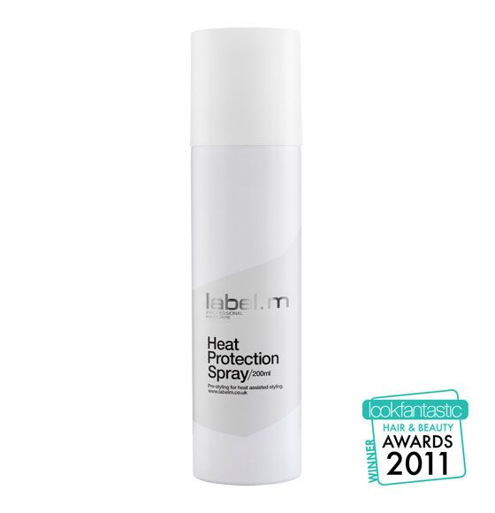 label.m Heat Protection Spray #labelmbelgium #haircare #hairproducts #create