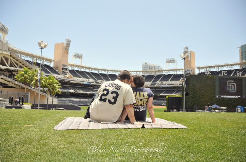 Enjoy the game from the Park in the Park with the whole family. San Diego is a great town for sports! www.imaginesandiego.com