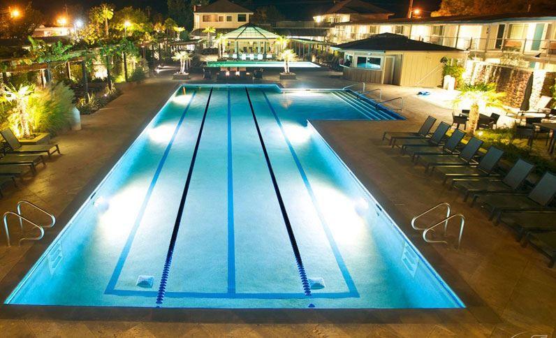 Calistoga Napa Valley Hotel Photos Napa Valley Hotels Calistoga Spa Spa Pool