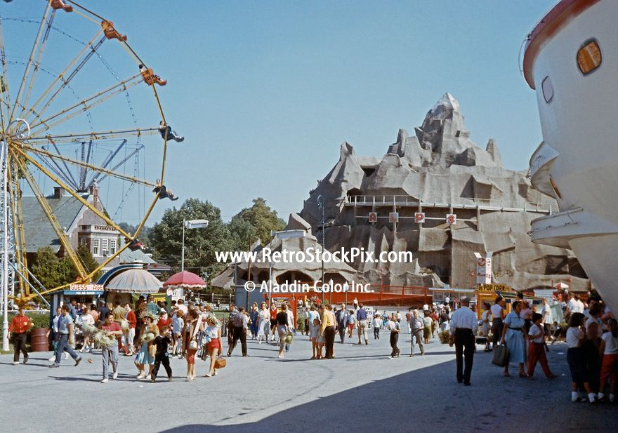3dd50d5e81a70 Willow Grove Amusement Park, Willow Grove, PA. Ferris Wheel and other  rides.