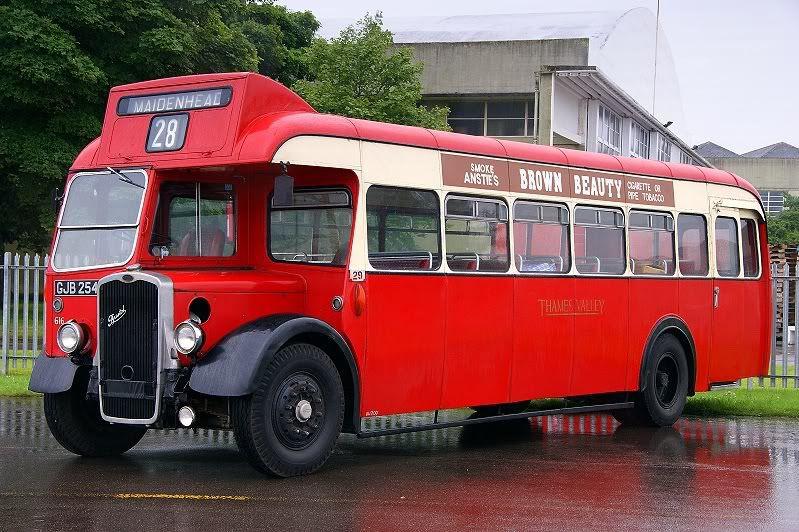 AEC Regal Bristol