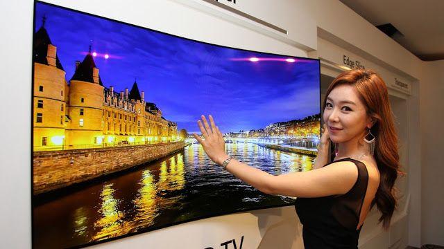 LG Unveils 1MM UltraSlim WallpaperType OLED TV Tech