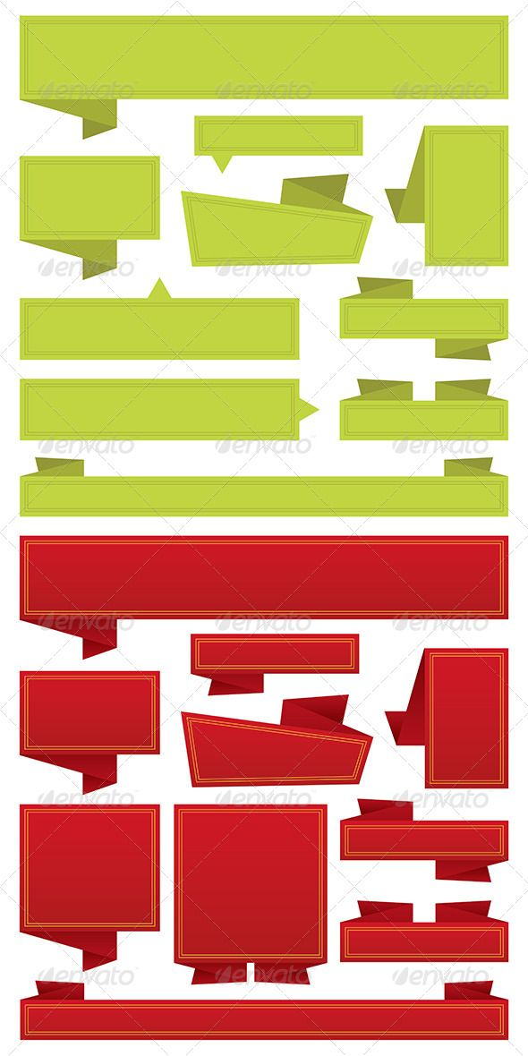 VECTOR DOWNLOAD (.ai, .psd) :: http://vector-graphic.de/pinterest-itmid-1005060413i.html ... Red and Green Banners ...  banner, copy space, decoration, design elements, graphic, green, illustration, isolated, ornament, red, ribbon, text box, vector, web  ... Vectors Graphics Design Illustration Isolated Vector Templates Textures Stock Business Realistic eCommerce Wordpress Infographics Element Print Webdesign ... DOWNLOAD :: http://vector-graphic.de/pinterest-itmid-1005060413i.html