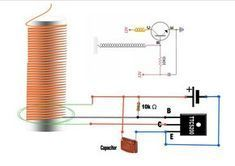 Tesla Coil Slayer Exciter circuit diagram with components ...