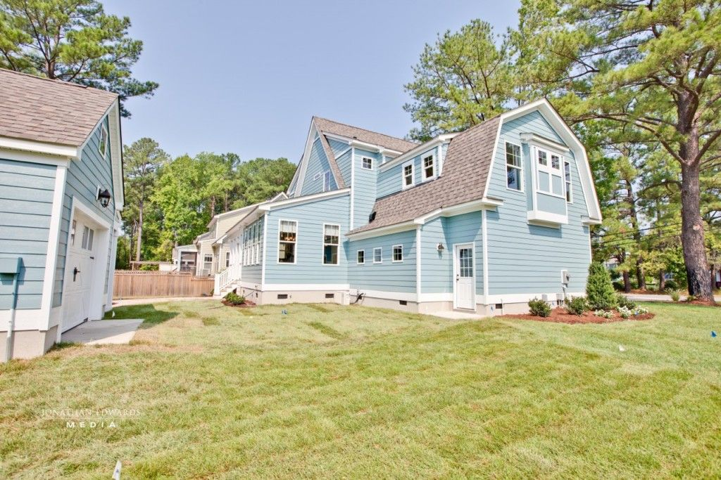 The Caramel Cottage Home Tour {Stephen Alexander Homes