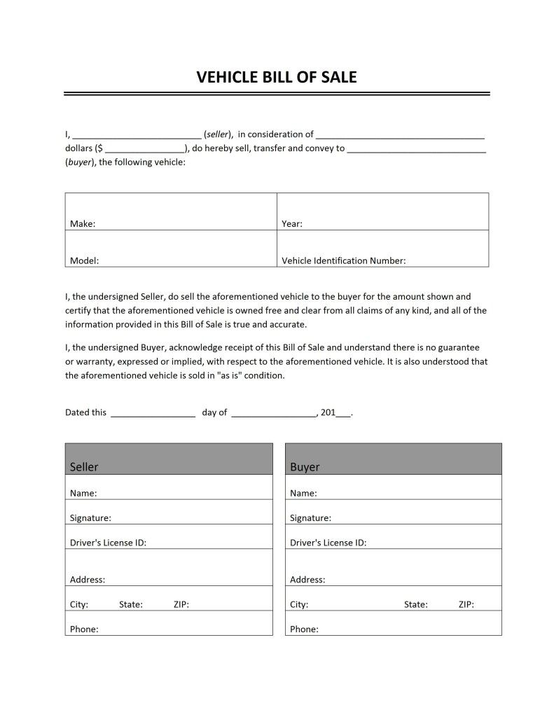 Free Printable Lawn Service Contract Form Generic Bill Of Sale Template Receipt Template Invoice Template
