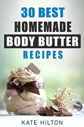 I love a good body butter! So I'm totally loving this ebook of 30 of the best homemade body butter recipes- And it's FREE on Amazon right now