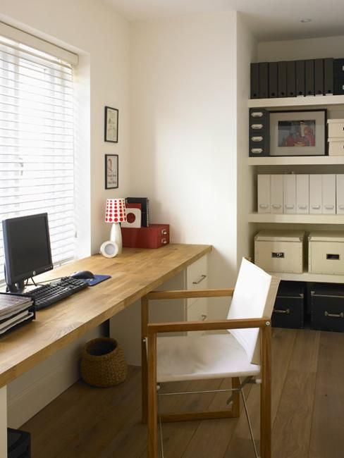Creative Home Office Decor Ideas to Effeciently Utilize Small Spaces - Home Office Decor Ideas