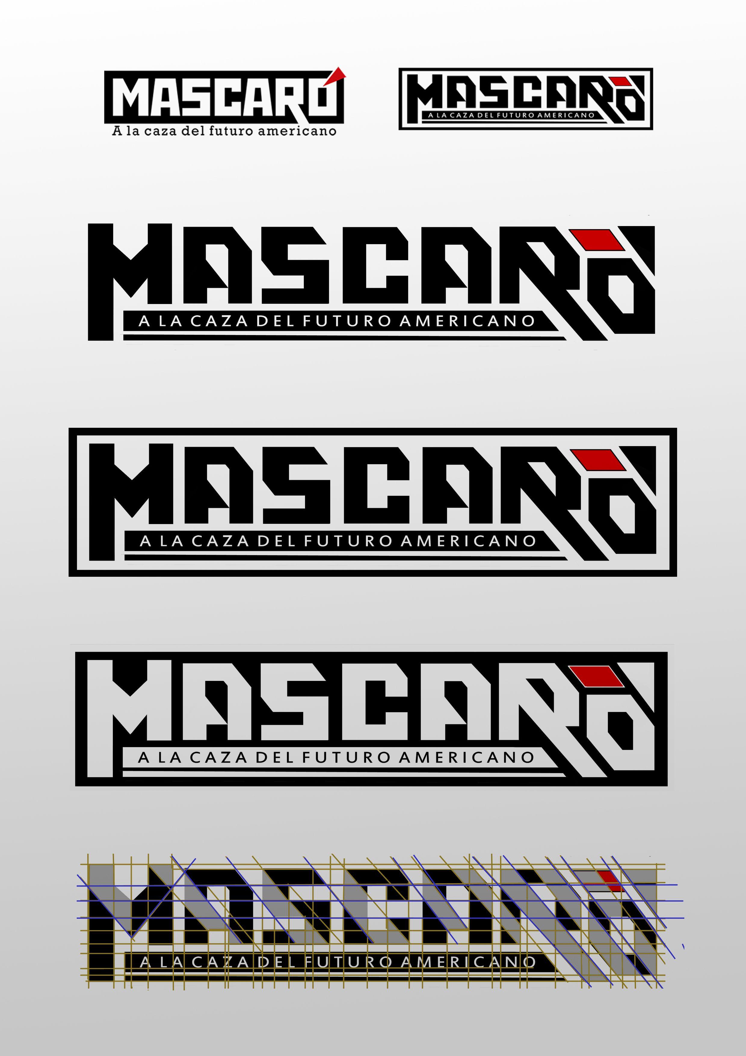 Restyling Arriba A La Izquierda El Antiguo Logo Estático De Revista Mascaró Y A La Derecha El Nuevo Diseño Varia Logotipo Imagotipo Logotipos Disenos De Unas