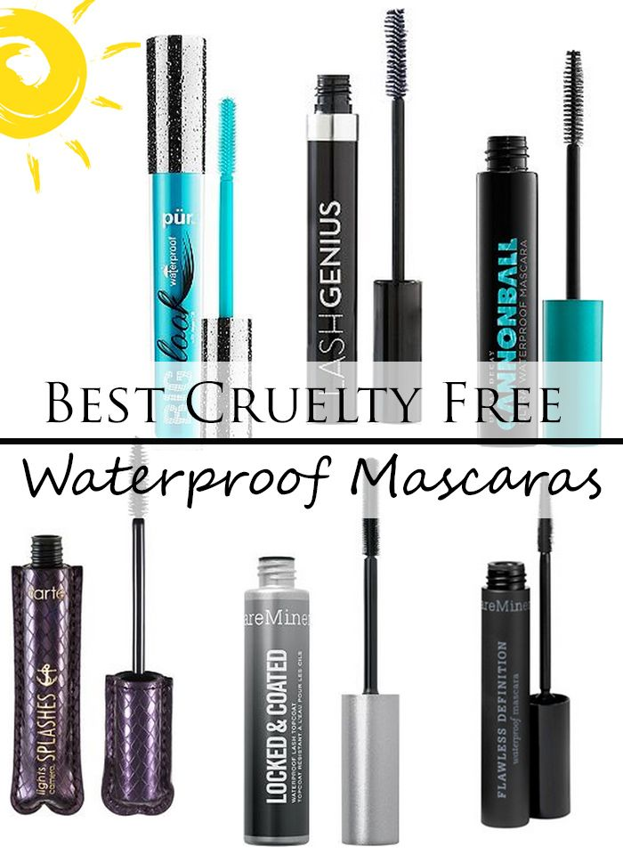 4f82ddc504c Phyrra has the best cruelty free waterproof mascaras for you! Keep your  lashes long and strong this summer!