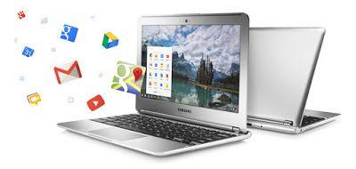Obradoiros Chromebook para Familias