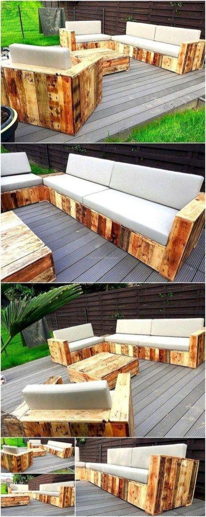 Spectacular Diy Projects Pallet Sofa Design Ideas For You 02 Diy Pallet Furniture Pallet Furniture Outdoor Pallet Diy