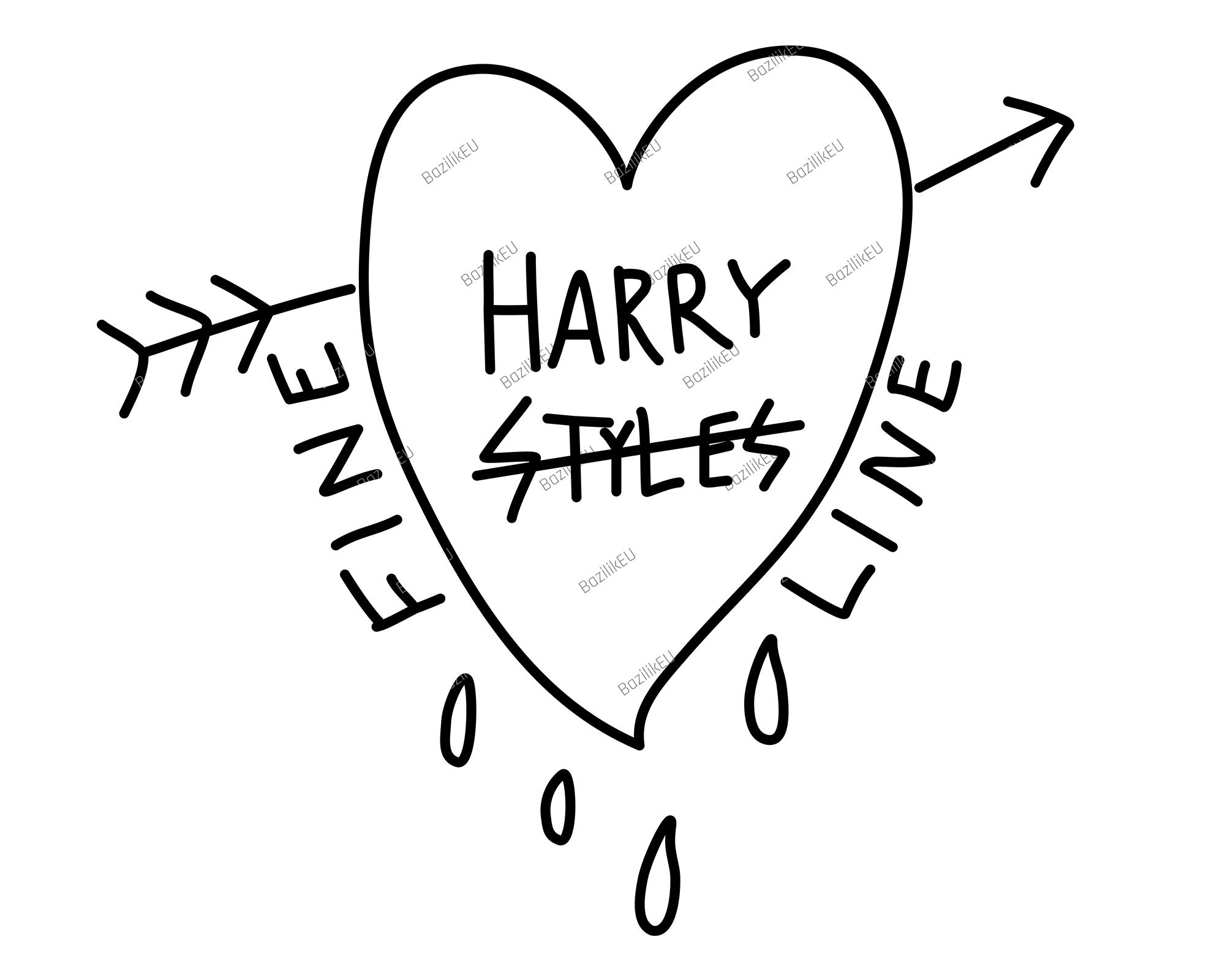 Pin On Tatuajes Harry Styles