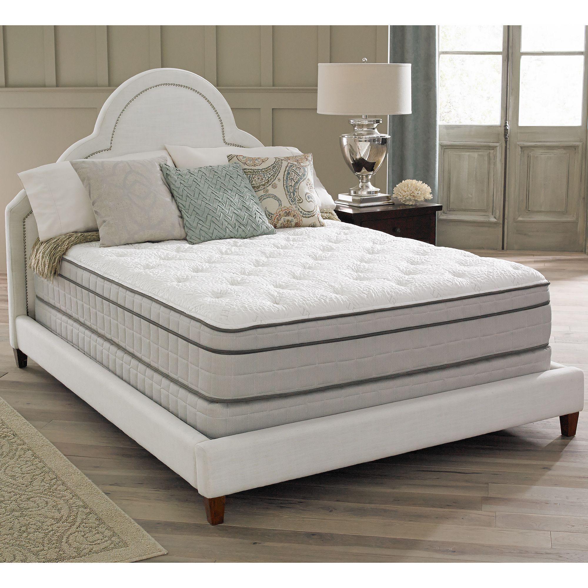 Spring Air Premium Collection Antoinette Pillow Top Queen Size