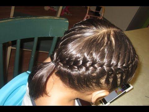 PEINADOS FACILES Y SENCILLOS PARA NINAS aleliamada Hair