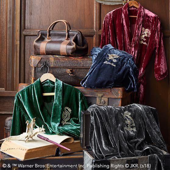 b06fca03cf HARRY POTTER™ RAVENCLAW™ Velvet Robe  pbteen