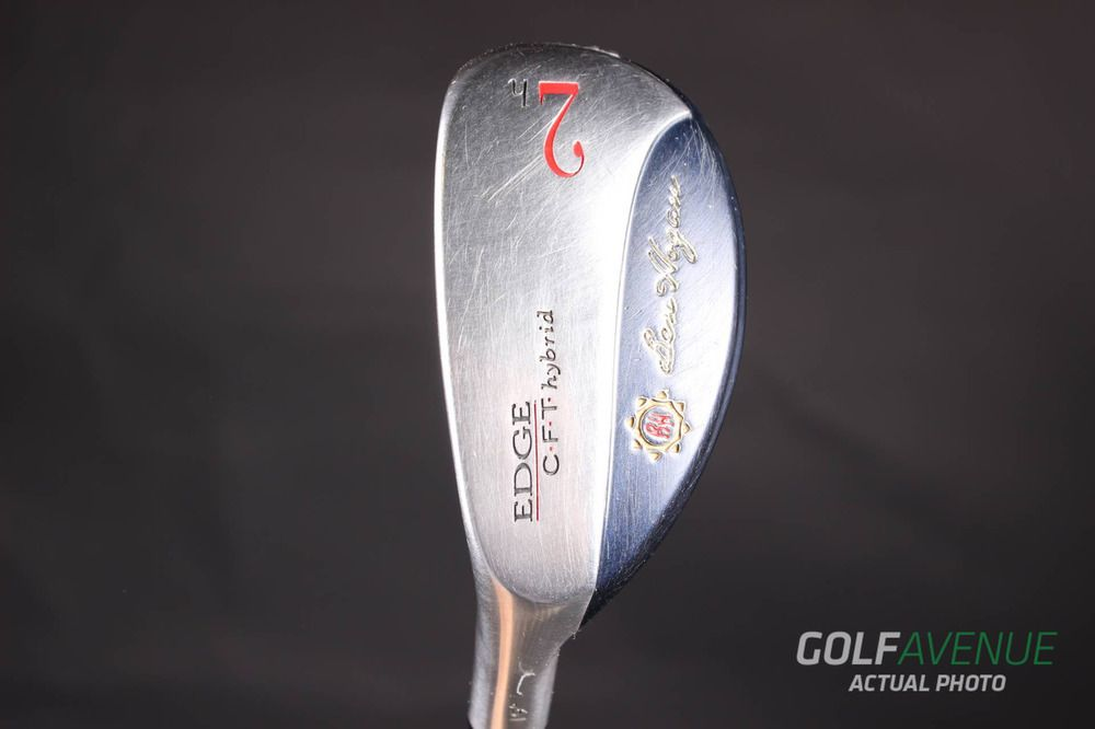 Ben Hogan Cft Hybrid 2 19 Stiff Left Handed Steel Golf Club 673