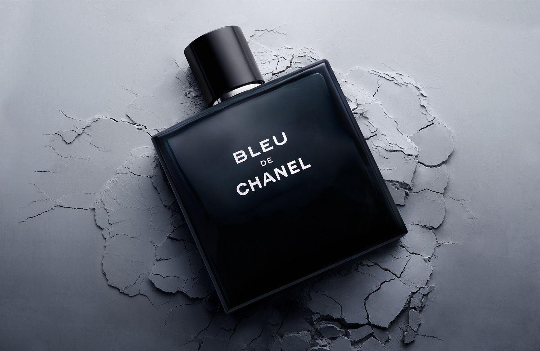 Bleu De Chanel Fragrance Perfume Eau De Parfum Creative Still Life