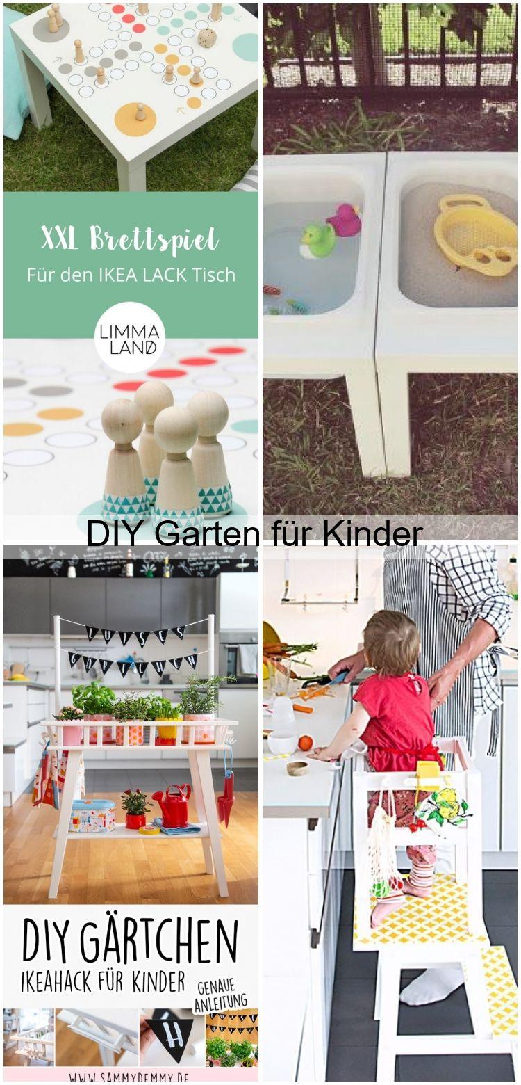 Diy Garten Fur Kinder Diy Fur Garten Kinder Gartentisch Kinder Diy Garten Ikea Garten