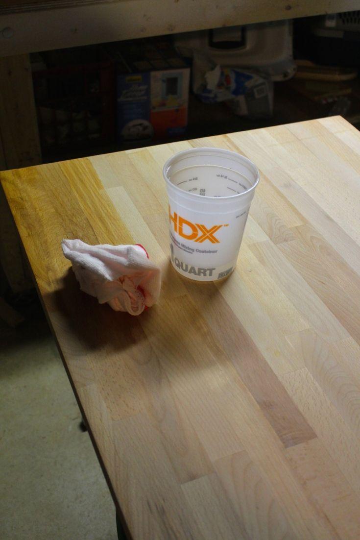 How to Finish Ikea Butcher Block Countertops Ikea