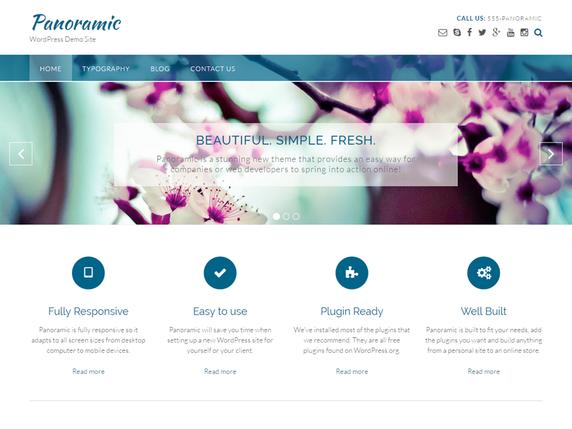 Popular — Free WordPress Themes Free website design by students. www ...
