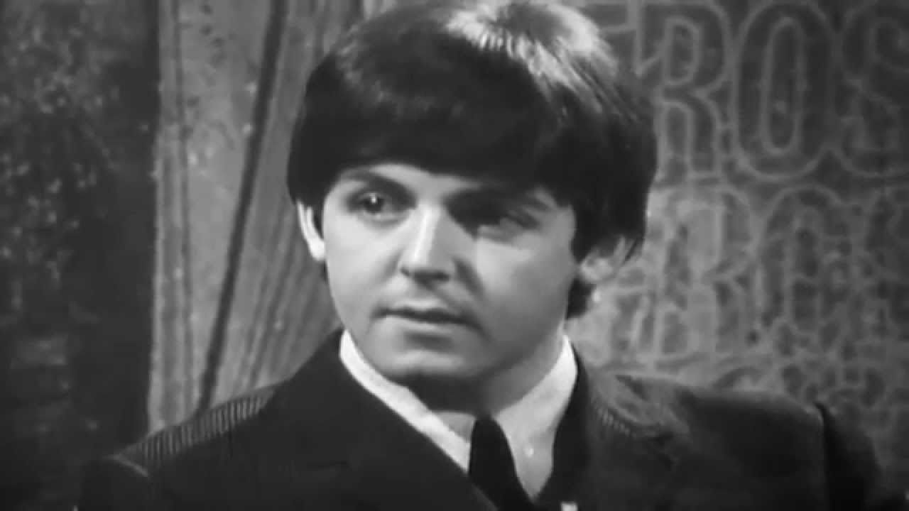 David Frost interview with Paul McCartney (1964) [Eng
