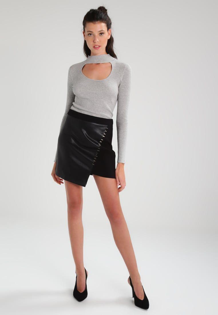 bbb0cda58 Consigue este tipo de falda cruzada de Morgan ahora! Haz clic para ...