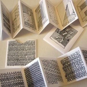 Book By Its Cover » Pebbles, Strange Attractor, Quits, Legend and other small books