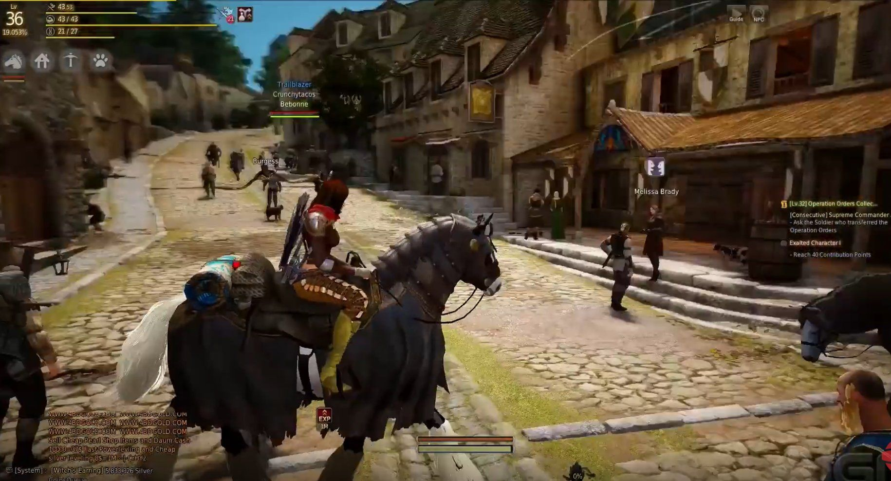 Black Desert Online Will Be Free To Play This Weekend On