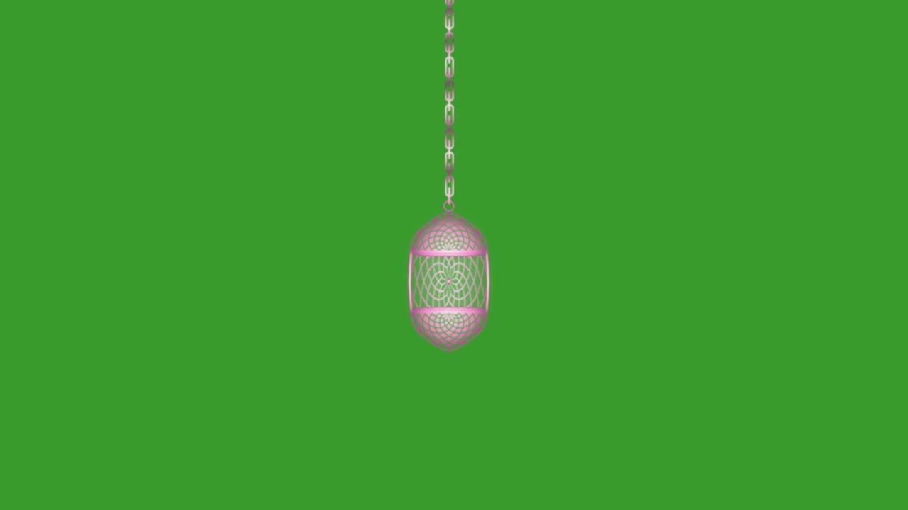 خلفية كروما فانوس رمضان 6 ألوان خلفيات جاهرة للمونتاج Ramadan Video H Pendant Light Aesthetic Wallpapers Ceiling Lights