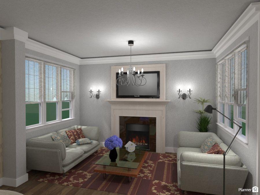 35+ Living room planner 5d info