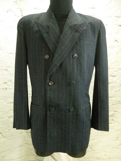 Veste, jacket, German, vintage, 1930 S, 30 S, 1940 S, 40 S, size M (gj02) | Kleidung & Accessoires, Vintage-Mode, Vintage-Mode für Herren | eBay!