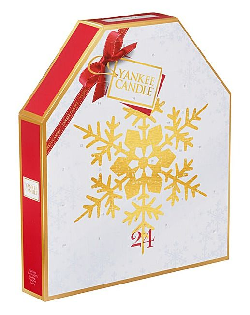 Yankee Candle Advent Calendar J D Williams Yankee Candle