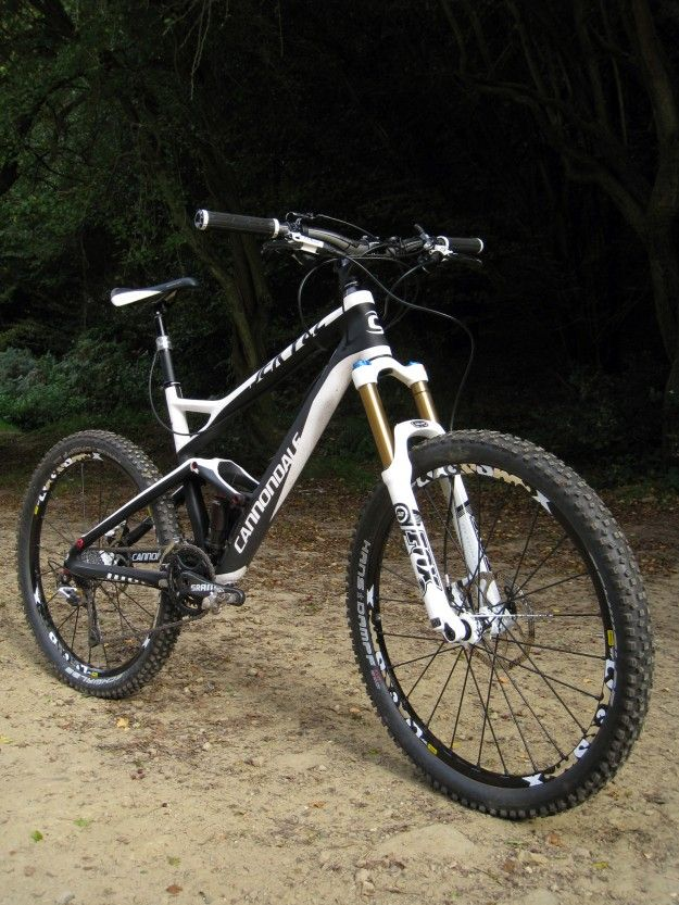 Cannondale Jekyll Carbon 1 – the ultimate UK trail bike? Nice!!