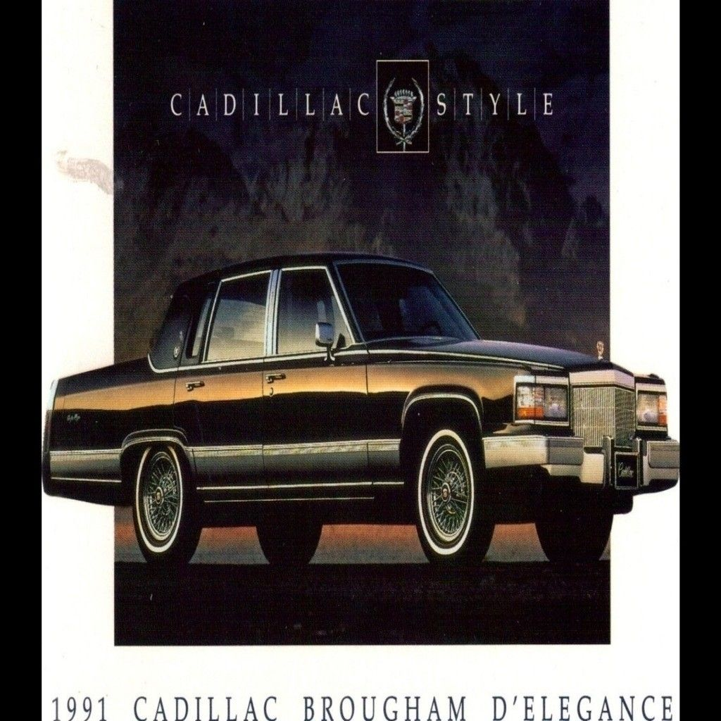 2021 Cadillac Fleetwood Series 75 Style