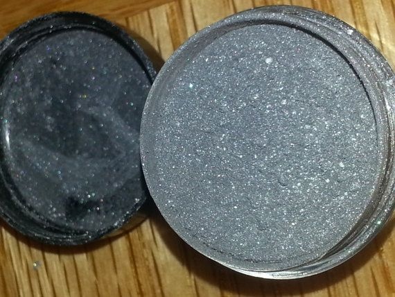 100 natural mineral makeup Titanium by Chellesations on Etsy, $5.95