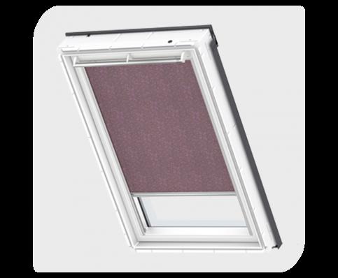 Velux Roller Blind Romantic Pattern Fabrics Velux Blinds