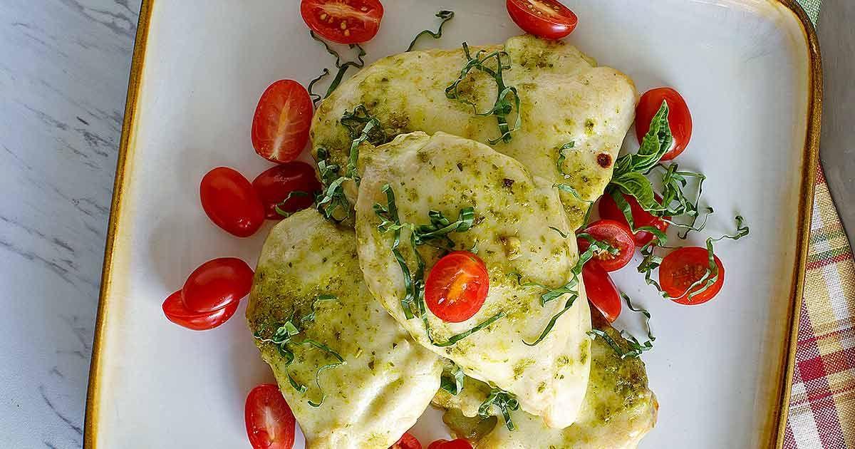 Make the Olive Garden Chicken Margarita at Home Recipe