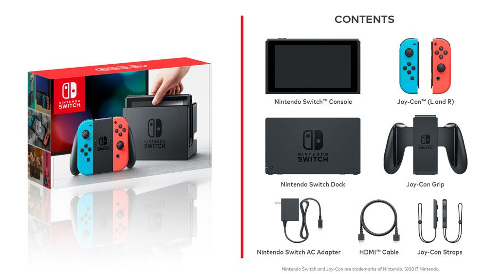 Introducing Nintendo Switch, the new home video game system from ...
