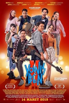 Yowis Ben 2 Poster Id 1626055 Full Movies Film Movies