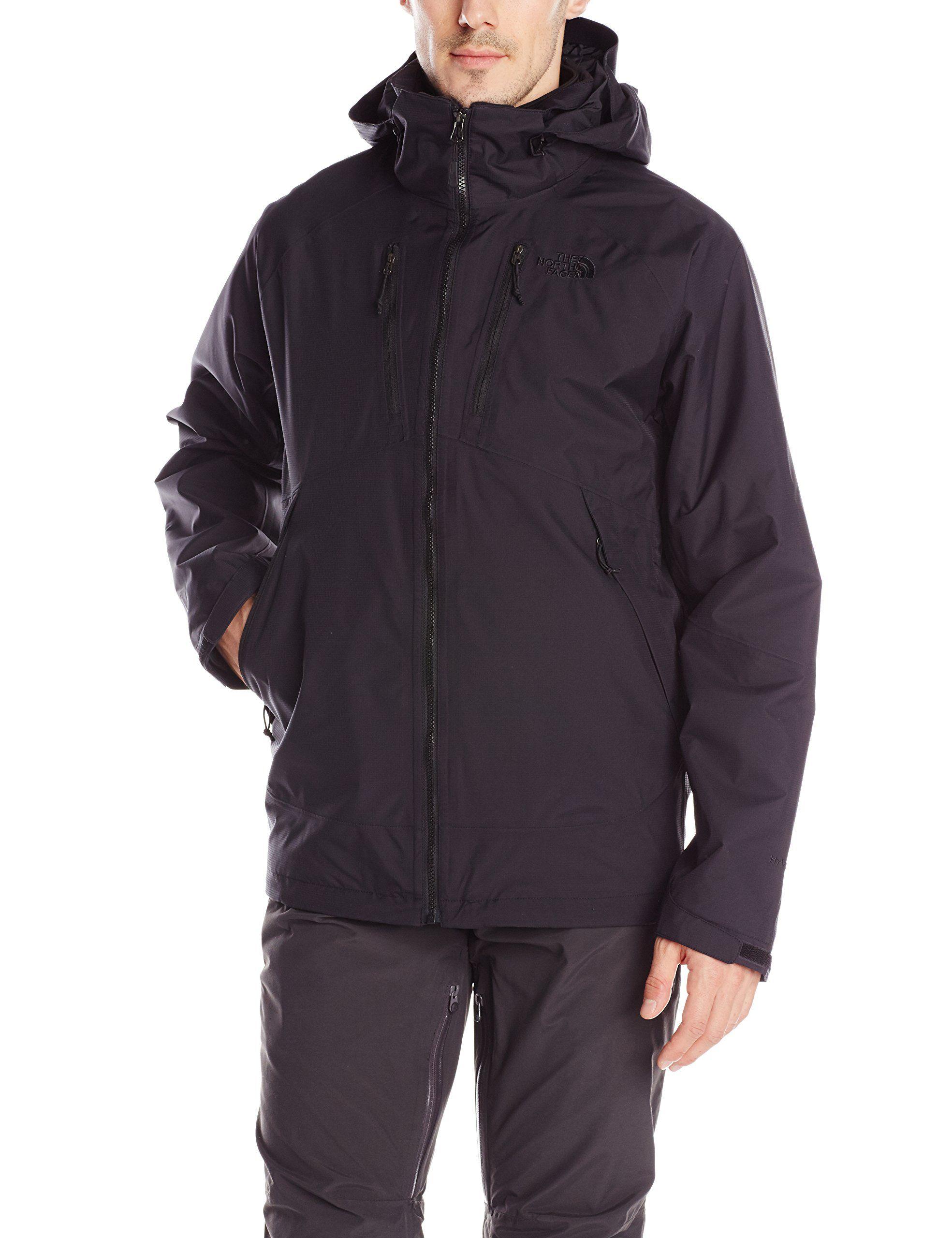The North Face Condor Triclimate Jacket Mens TNF Black TNF Black S ... bc06d28fd