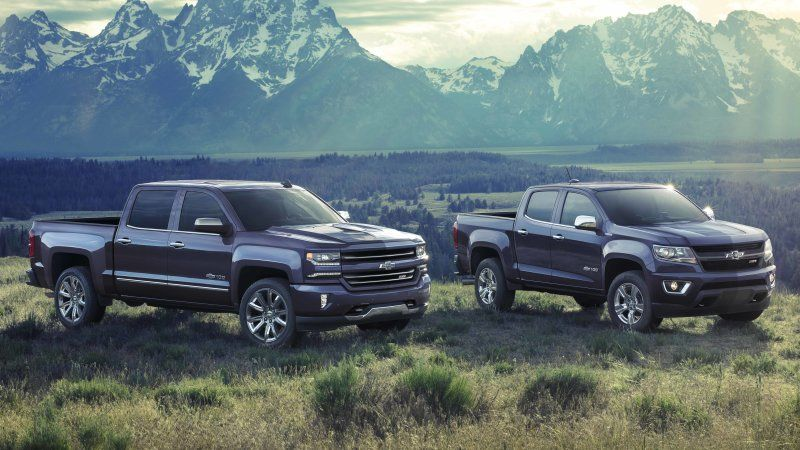 Chevy Centennial Edition Celebrates 100 Years Of Pickups With Vintage Bowties Chevy Silverado Texas Edition Chevrolet Colorado Chevrolet Silverado