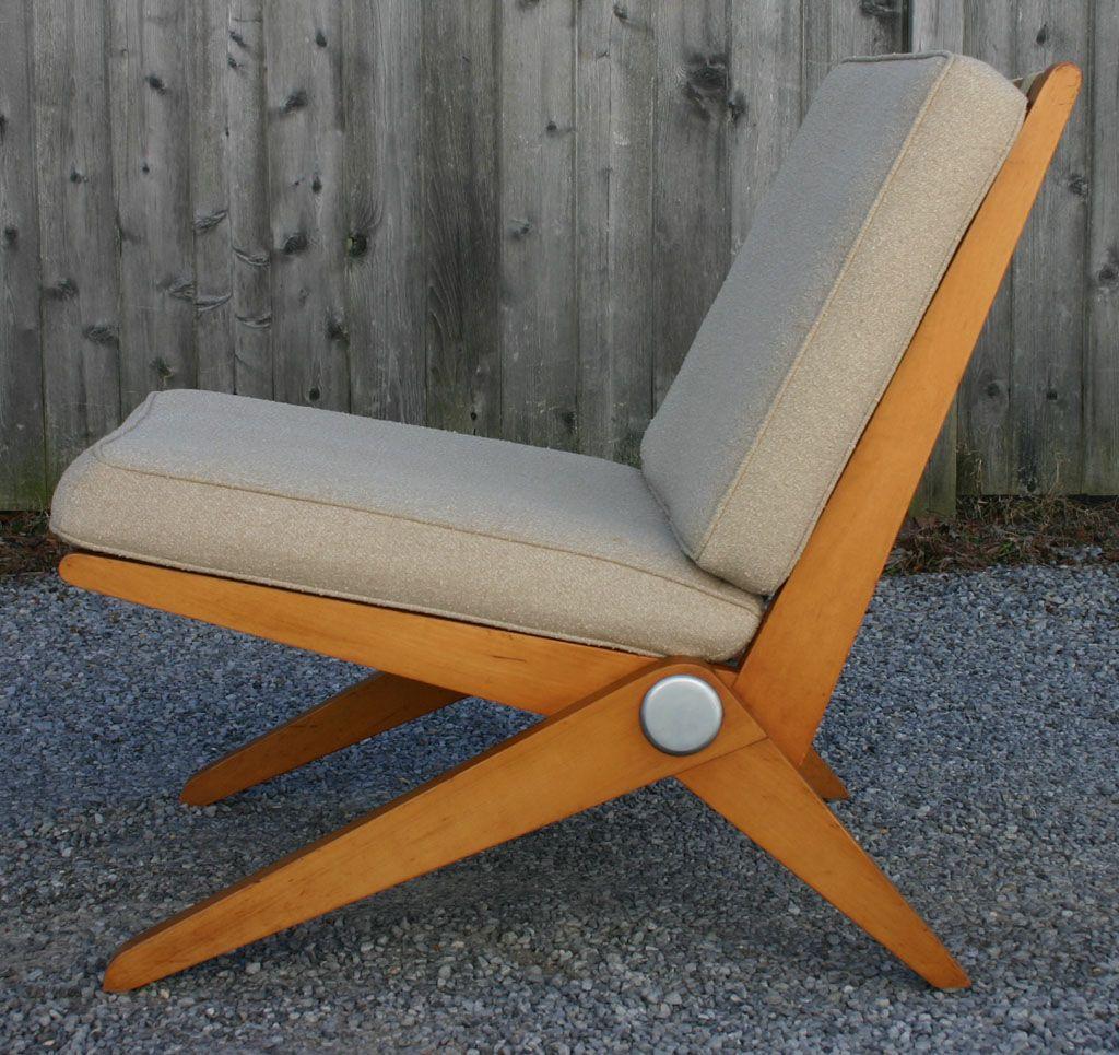 Le corbusier furniture celebrate le corbusier top 5 most famous works - Le Corbusier Scissor Chair
