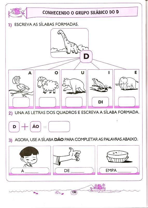 Língua Portuguesa 5 E 6 Anos 126 Educação Infantil
