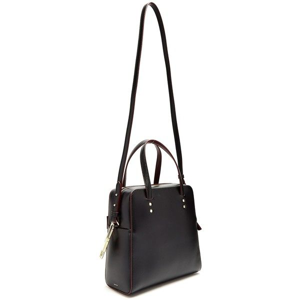 Joseph Ryder Double Handle Leather Bag 19 585 Uah Via Polyvore Featuring Bags