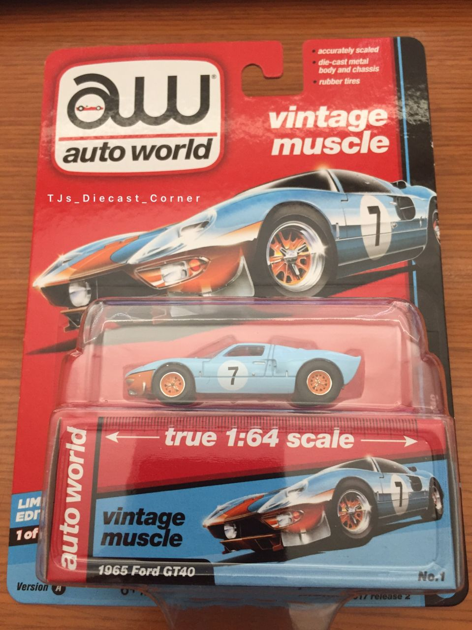 1965 Ford Gt40 Gulf Colors Ford Gt40 Vintage Muscle Rubber Tires